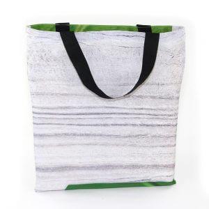 Sein Stoffbanner wird zur Recycling Tasche