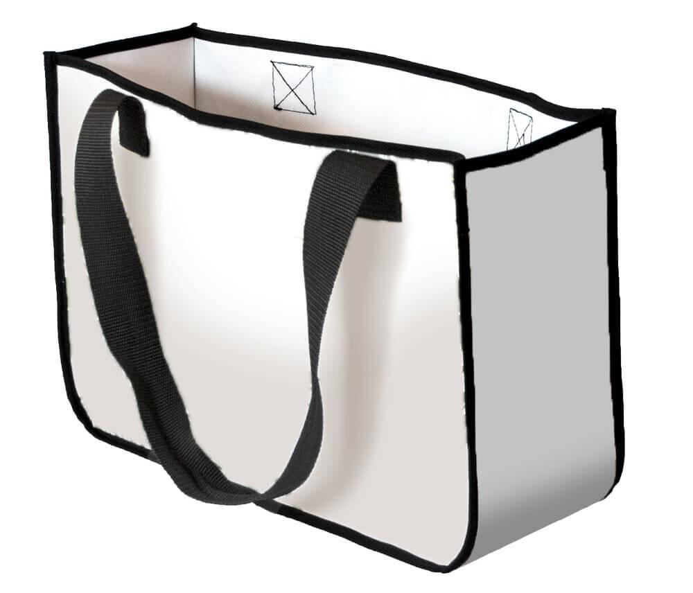 Wiederverwertung von PVC-Bannern zu Recycling Taschen und Shopping Bags