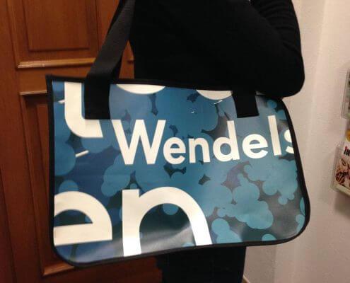Recycling Bag für das Jazz Blues Open Wendelstein